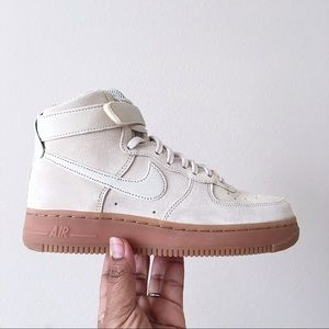 Nike Air Force 1 Hi Special Edition Women Size 6.5